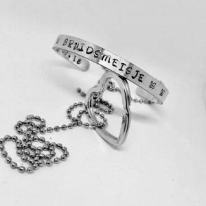 Armband bruidsmeisje