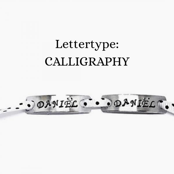 Lettertype Calligraphy