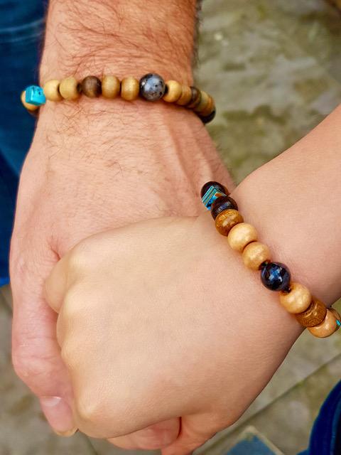 Natuurlijk Houten armband